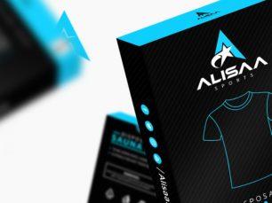 Alisaa website design